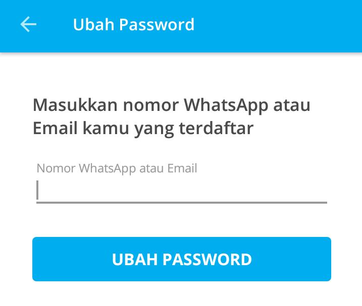 Bagaimana Cara Ubah Password Akun Kitabisa Com Kitabisa Help Center